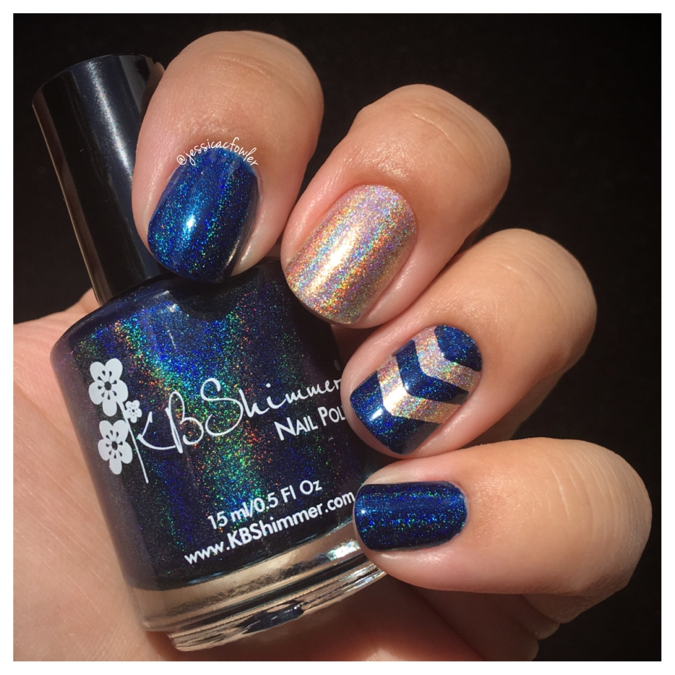 KBShimmer Shoe The Blues Away & Different Dimension Armstrong