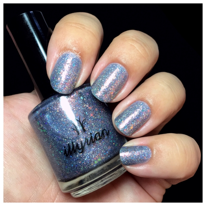 Illyrian Polish: The Nil Collection – Jessica C Fowler